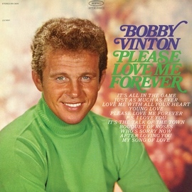 Bobby Vinton альбом Please Love Me Forever