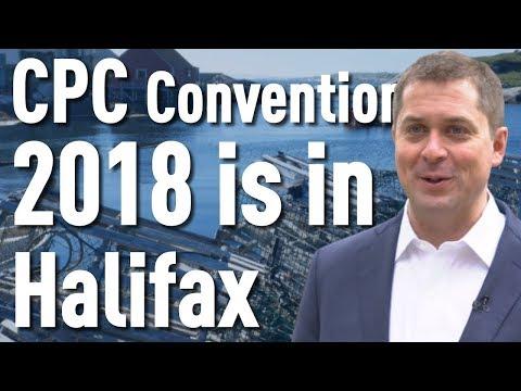 Conservative Convention in Halifax | Andrew Scheer