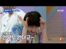 Super Junior - When 5 year old kids roasted Lovelyz girls 😂😂