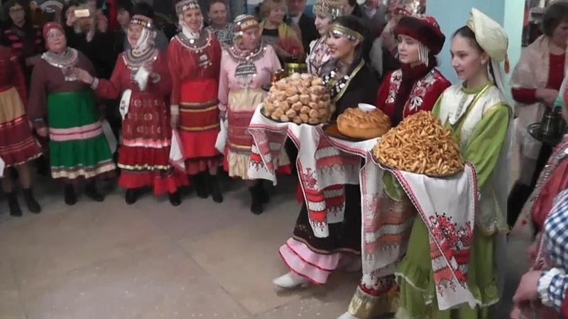 Крутые Базлыкские чуваши - Бижбулякского района !