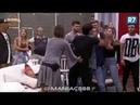A FAZENDA 9: Ana Paula Minerato tenta dar cabeçada em Fábio Arruda e peão se exalta