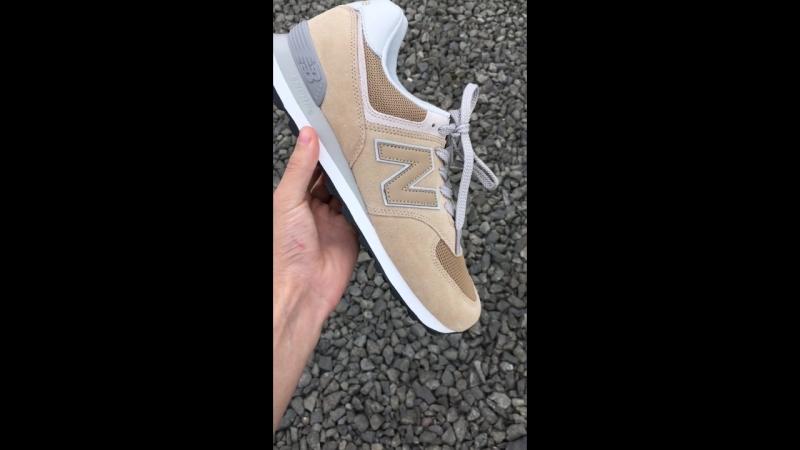New Balance 574 🔝 Instagram bodarvin store