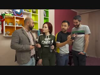 Մեկ էլ երեկ էի էսքան խնդացե)))) Ռուսներն ու իրենց հայ ընկերը))))))