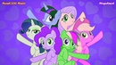 My Little Pony FiM – Best Friends Until the End of Time Super Multi Major Version