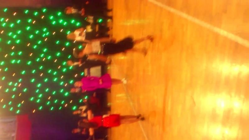 змагання з танців