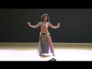 Belly Dancer This Girl She is insane Nataly Hay !
