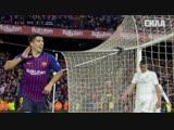 «Барселона» - «Реал Мадрид». Хет-трик Луиса Суареса