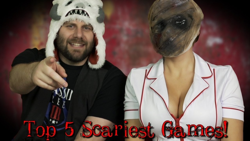Top 5 Scariest Video Games of All Time Returns!   Screen Team Says 12