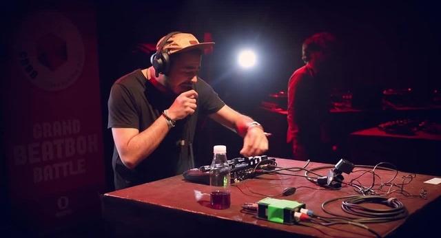 PENKYX vs TIONEB   Grand Beatbox LOOPSTATION Battle 2017   SEMI FINAL · coub, коуб