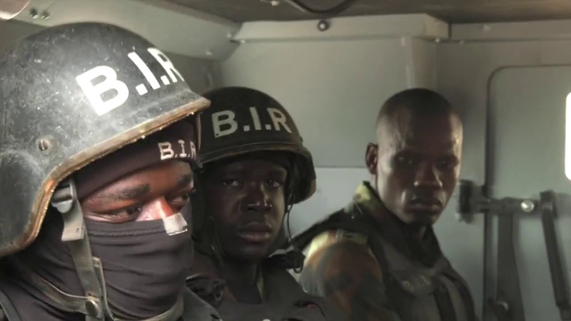 ARROW 8 au cœur d'un RAID anti Boko Haram