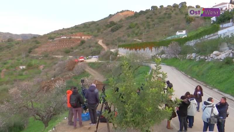 В Испании пытаются спасти 2-летнего ребенка, который больше десяти дней назад упал в стометровый колодец