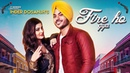 Inder Dosanjh Fire Ho Gya video song Enzo T-Series Apna Punjab