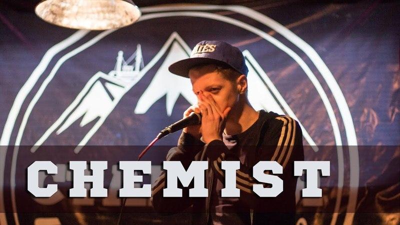 [ CHEMIST ] [ *askbeatboxer(Ask Beatboxer) ] [ Wabbpost ] - ASK BEATBOXER SHOWCASE BATTLE 2018 - ELIMINATION