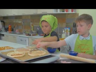 День рождения в Детской кулинарной студии в Набережных Челнах