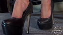 Mistress Courtney, a real british feet worship
