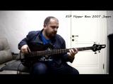 Антон Давидянц - ESP Bottom Line Flipper Bass 2007 Japan