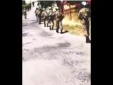 Бойцы Спецназа ВС Азербайджана