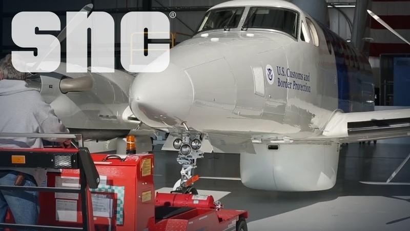 Sierra Nevada Corporation's Multi-Role Enforcement Aircraft