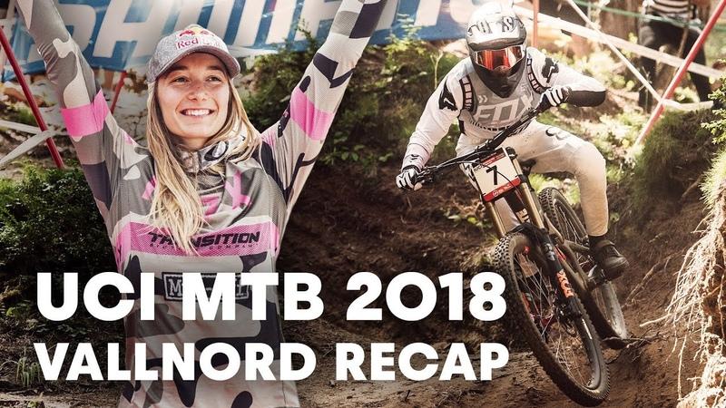 Full Recap of Andorra's MTB Downhill Stop. | UCI MTB 2018