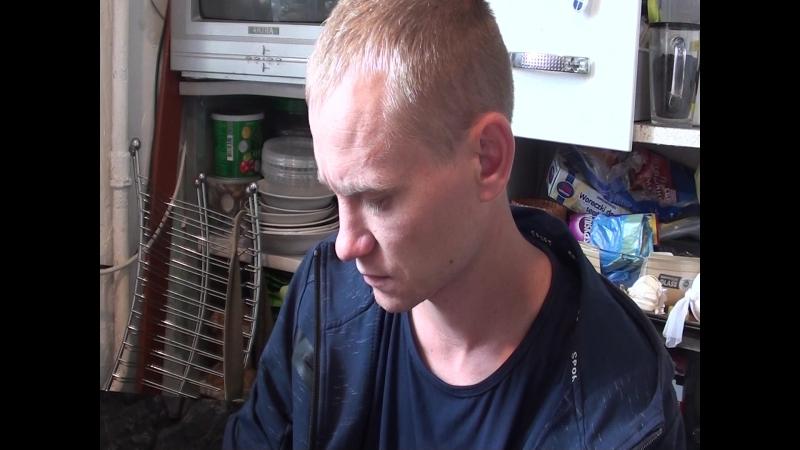 Интервью с Владимиром Герко после освобождения из ИВС МВД РФ