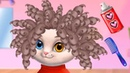 Fun Cutest Cat Hairstyling Game for Girls - Amy's Animal Hair Salon Beauty Dress Up Games To Play
