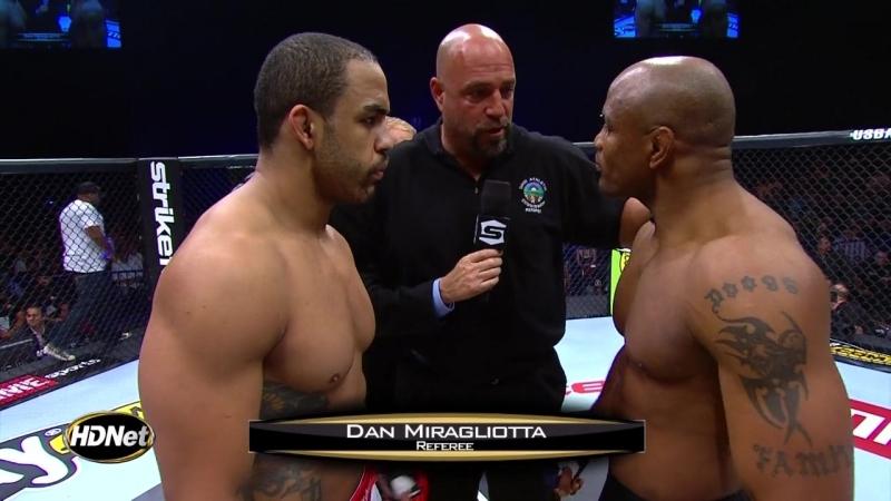 05 - Yoel Romero vs Rafael Cavalcante (10 09 2011)