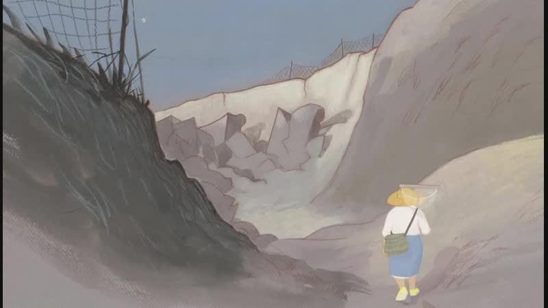 «Луиза зимой» |2016| Режиссер Жан-Франсуа Лагиони | анимация, драма (рус. субтитры)