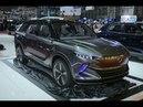 Ssangyong e-SIV concept (Mahindra e-SIV) - 2018 Geneva Motor Show