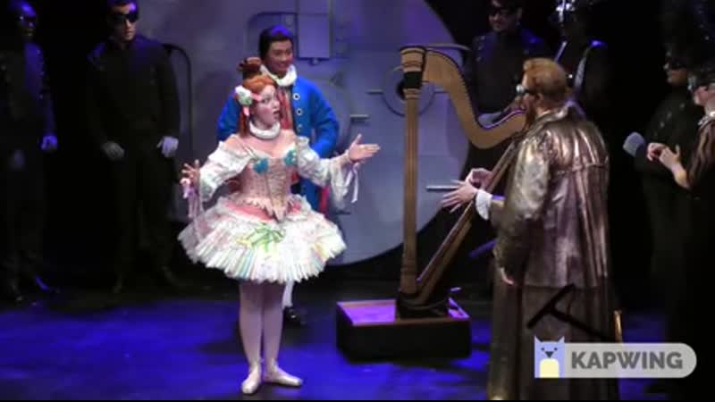 What it means to be a Coloratura Soprano (Doll Aria)