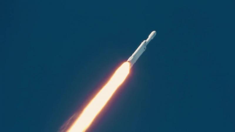 Falcon Heavy Starman (Life on mars)