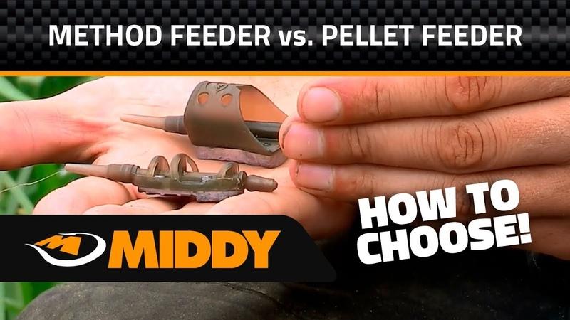 Method Feeder vs. Pellet Feeder - How to Choose!