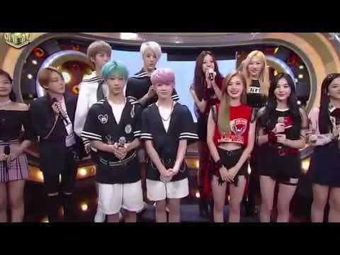 170820 NCT DREAM SONAMOO Interview @ Inkigayo