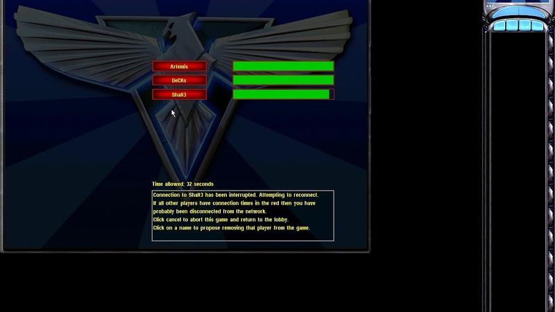 CC Red Alert 2 League (IW) 110119(5) - Decks vs Shalt3