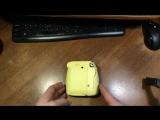 Fujifilm instax на среднеформатной камере. (Отдельная благодарность - Павлу Косенко).