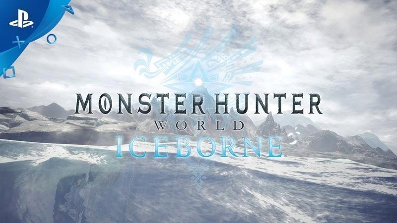 Monster Hunter World: Iceborne - Teaser Trailer | PS4