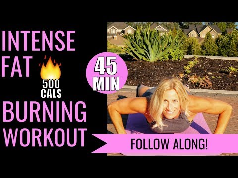 Intense Compound Workout | Fat Burning At Home Workout!