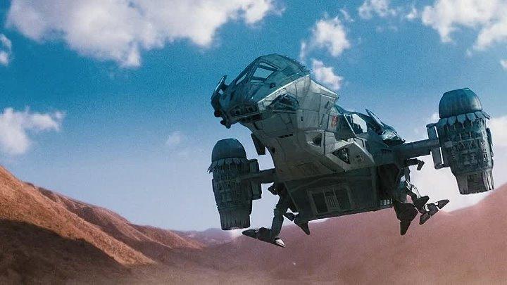Миссия «Серенити». (2005) HD фантастика, боевик