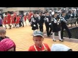 Репетиция церемонии открытия Кадетского корпуса в Чебоксарах #таванен