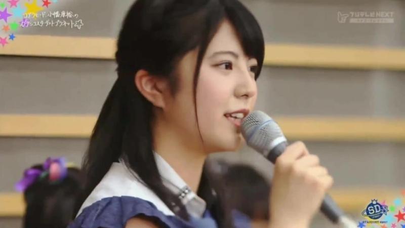 【CROWN POP】三田美吹「夏の花は向日葵だけじゃない」【3B junior】