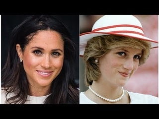 Is Meghan Markle wearing Princess Diana's pearl earrings in Cheshire? | by Royal Wedding