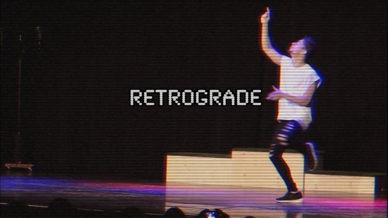 FREESTYLE Dance RETROGRADE by James Blake