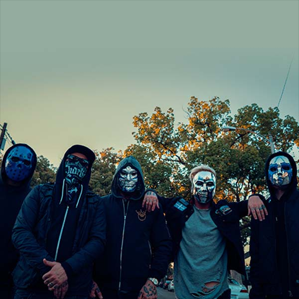 Hollywood Undead - Another Level [single] (2018)