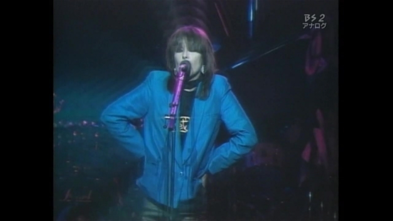 The Pretenders Brass in Pocket 4 20 Rock for Kampuchea 1981 Complete Version