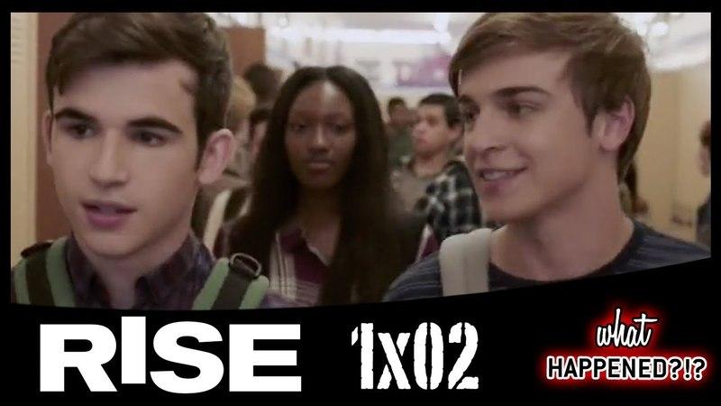 RISE Season 1 Episode 2 Recap: Simon Jeremy Rehearse, Gordy Lou Get Honest - 1x03 Promo