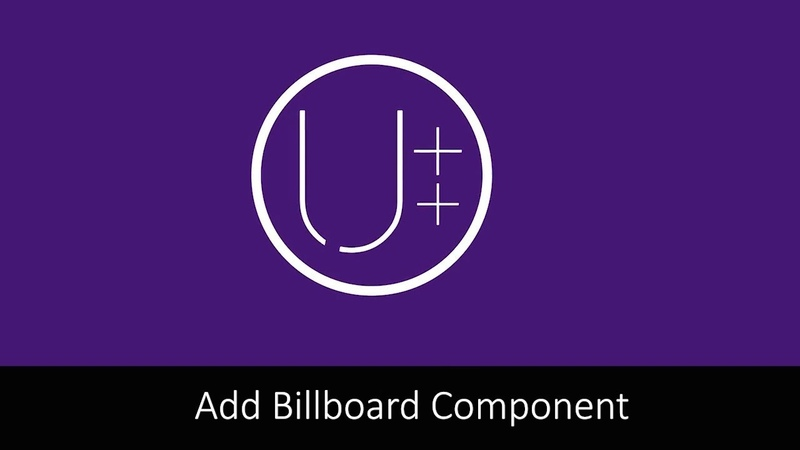 Уроки по C в Unreal Engine 4. Создание Component.