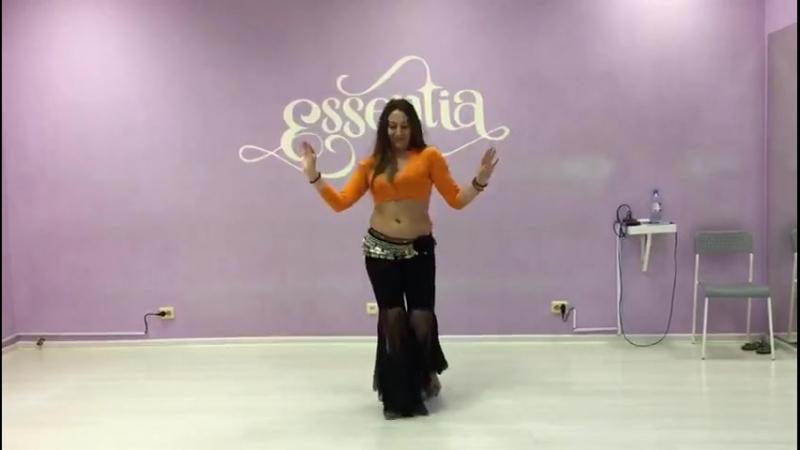 Belly Dance с Анной Восточной, студия танца Essentia