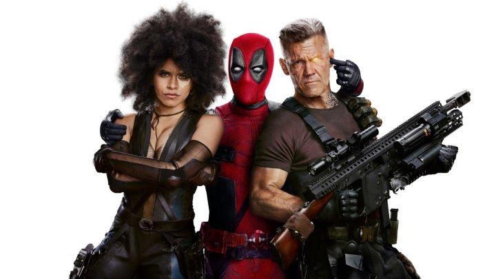 Дэдпул 2 / Deadpool 2 - (2018) Фантастика, боевик, комедия, приключения. (Eng.)