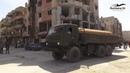 Сирия Русские военные «Тайфуны» глушат Думу