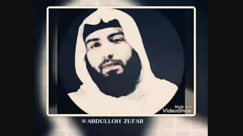 Abdulloh Zufar Hafizahulloh