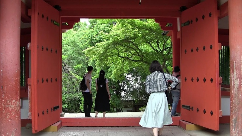奈良散策 Stroll around Nara